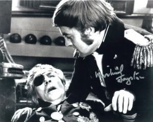 Michael Jayston hand signed autograph #3